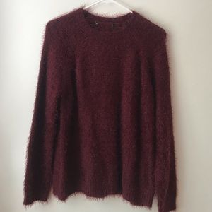 Forever 21 Red Sweater Size M